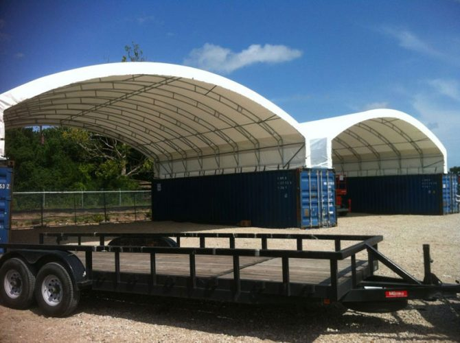Container Box Shelters
