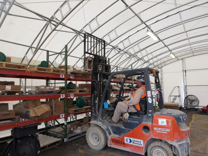 Southern Comfort Shelters On Site Warehouse
