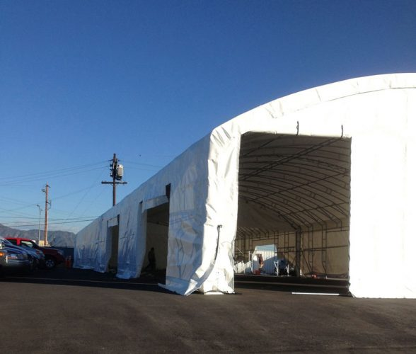 Southern Comfort Shelters On Site Fabrication Shop