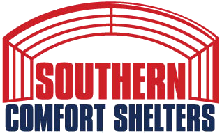 Southern Comfort Blast Resistant Shelters Logo