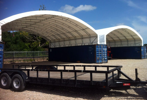 Southern Comfort Shelter Container Box Shelter